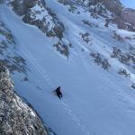 Wörner Abstieg