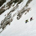 Abstieg Wetterstein