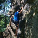 Klettern Bad Heilbrunn