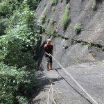 Abseilen Bad Heilbrunn