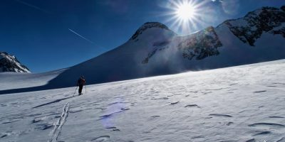 Zuckerhütl Nordwand